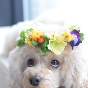 【再販】春の花かんむり・イースター