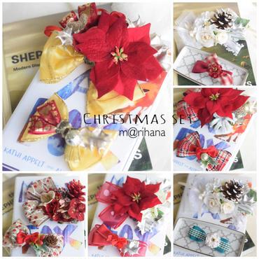 クリスマス☆チョーカー&リボンセット