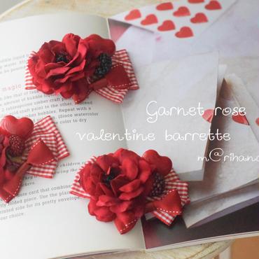 バレンタイン♡ローズバレッタ