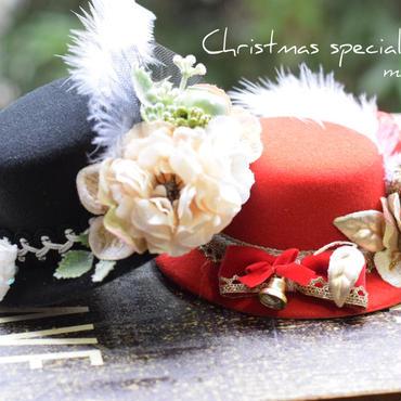 【ご予約】フェザーハット クリスマス