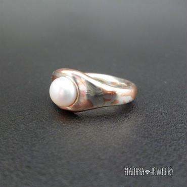 ZEBRA -真珠のリング- *003