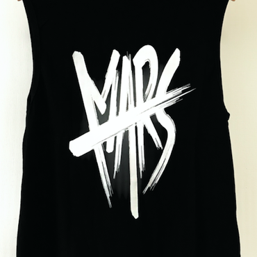 MARS Sleeveless T-Shirt