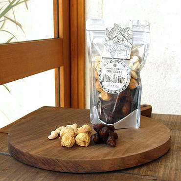 -marugo original Nuts&Fruits-【Three mix】 180g