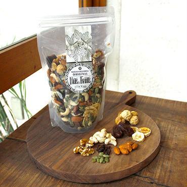 -marugo original Nuts&Fruits-【トレイルミックス】 500g