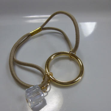 round ring metal hairaccessory