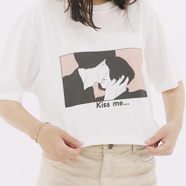 キスミーTシャツ