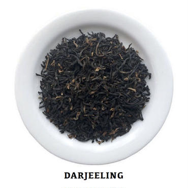 DARJEELING 2nd flush  | 100g  atelier bag