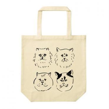 Four Cat トートバッグ