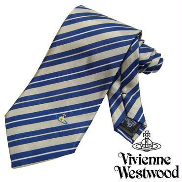 Vivienne Westwood ヴィヴィアンウエストウッド ネクタイ新柄 (611)