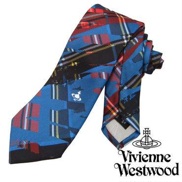 Vivienne Westwood ヴィヴィアンウエストウッド ネクタイ 新柄 (566)