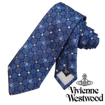 Vivienne Westwood ヴィヴィアンウエストウッド ネクタイ 新柄 (567)