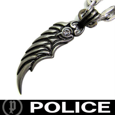 POLICE ポリス ネックレス ウイング  (D)