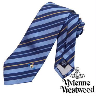 Vivienne Westwood ヴィヴィアンウエストウッド ネクタイ新柄 (568)