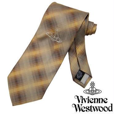 Vivienne Westwood ヴィヴィアンウエストウッド ネクタイ新柄  (602)