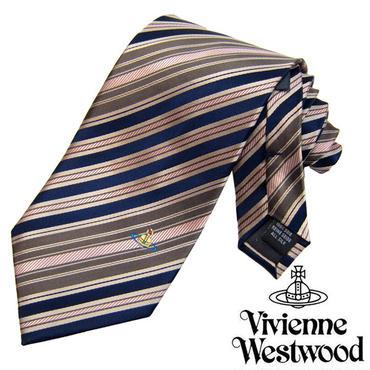 Vivienne Westwood ヴィヴィアンウエストウッド ネクタイ新柄 (591)