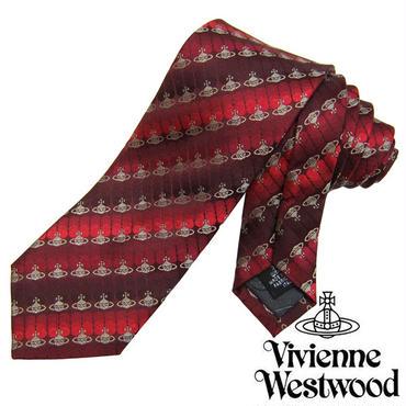 Vivienne Westwood ヴィヴィアンウエストウッド ネクタイ新柄 (634)