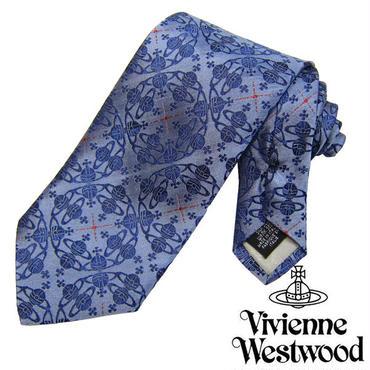 Vivienne Westwood ヴィヴィアンウエストウッド ネクタイ新柄 (608)