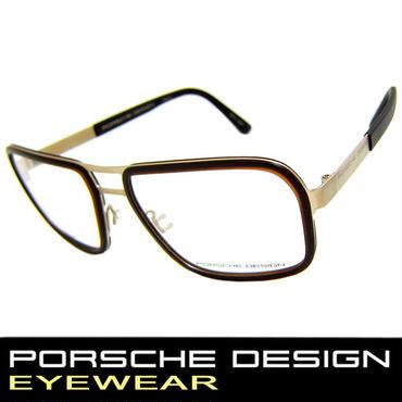 日本製 PORSCHE DESIGN ポルシェ チタン だてめがね 眼鏡 伊達メガネ サングラス (6)