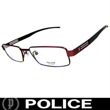 POLICE ポリス メガネフレーム 伊達眼鏡 国内正規代理店商品 (9)