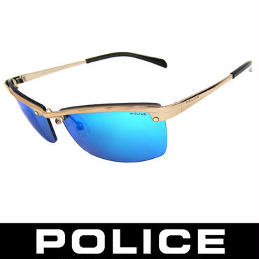 POLICE ポリス サングラス ミラー チタン 国内正規代理店商品 (78)