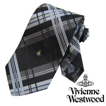 Vivienne Westwood ヴィヴィアンウエストウッド ネクタイ 新柄  (443)