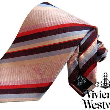 Vivienne Westwood ヴィヴィアンウエストウッド ネクタイ 新柄 (620)