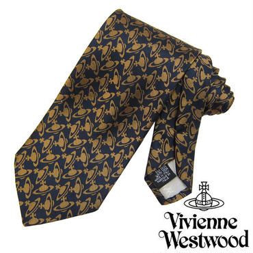 Vivienne Westwood ヴィヴィアンウエストウッド ネクタイ新柄 (632)