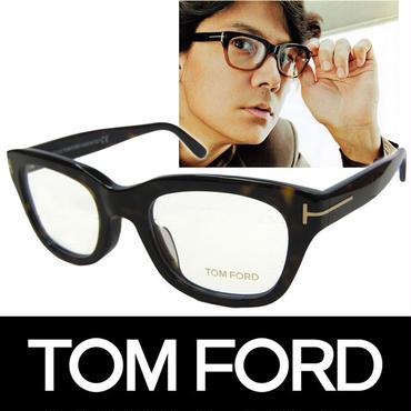 TOM FORD トムフォード だてめがね 眼鏡 伊達メガネ サングラス アジアンフィット FT5178F 052 51 福山雅治着用  (72)