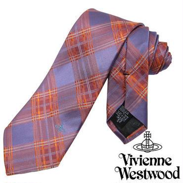 Vivienne Westwood ヴィヴィアンウエストウッド ネクタイ新柄 (621)