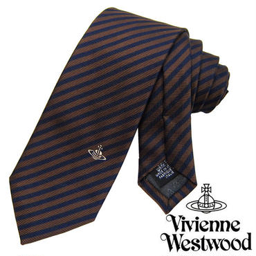 Vivienne Westwood ヴィヴィアンウエストウッド ネクタイ新柄 (588)