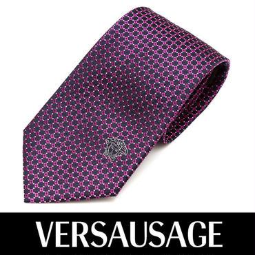 VERSACE ヴェルサーチ ネクタイ 新柄 メンズ 紳士 (39)