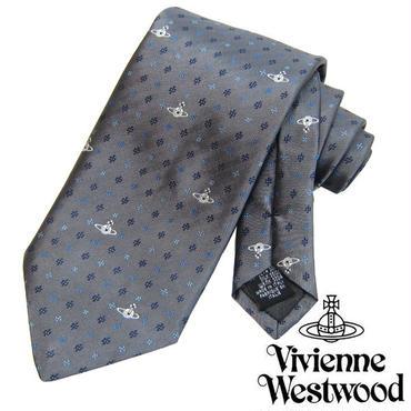 Vivienne Westwood ヴィヴィアンウエストウッド ネクタイ新柄 (582)