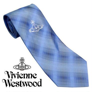 Vivienne Westwood ヴィヴィアンウエストウッド ネクタイ 新柄 (354)