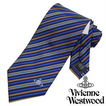 Vivienne Westwood ヴィヴィアンウエストウッド ネクタイ新柄 (606)