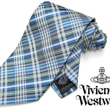 Vivienne Westwood ヴィヴィアンウエストウッド ネクタイ 新柄  (412)