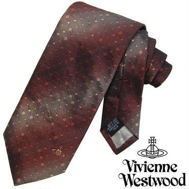 Vivienne Westwood ヴィヴィアンウエストウッド ネクタイ新柄 (646)