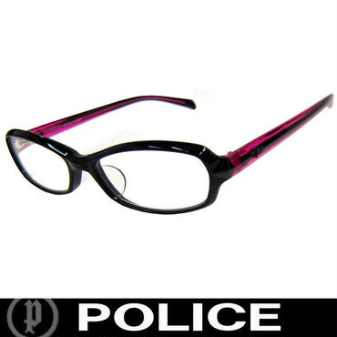 POLICE ポリス メガネフレーム 伊達眼鏡 国内正規代理店商品 (90)