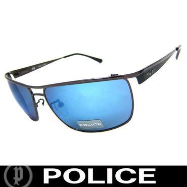 POLICE ポリス ミラー サングラス (55)