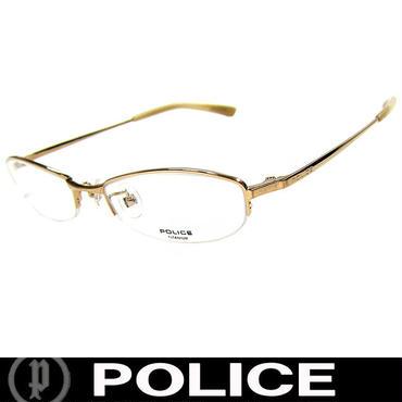 POLICE ポリス メガネフレーム 伊達眼鏡 チタン 国内正規代理店商品 (13)