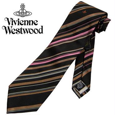 Vivienne Westwood ヴィヴィアンウエストウッド ネクタイ新柄 (682)