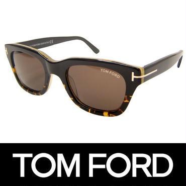 TOM FORD トムフォード サングラス 007 スペクター ダニエル・クレイグ着用 SNOWDON FT0237 05J 50 (75)