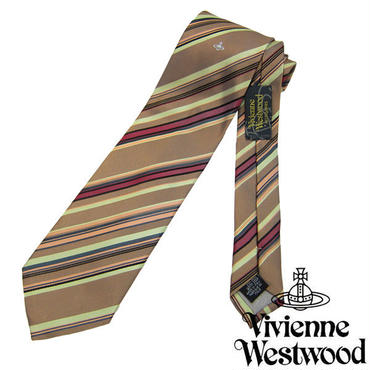 Vivienne Westwood ヴィヴィアンウエストウッド ネクタイ新柄 (605)