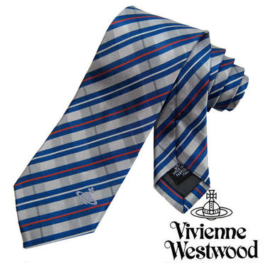 Vivienne Westwood ヴィヴィアンウエストウッド ネクタイ新柄 (618)