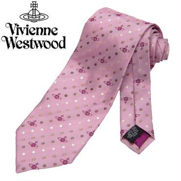 Vivienne Westwood ヴィヴィアンウエストウッド ネクタイ 新柄  (715)