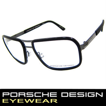 日本製 PORSCHE DESIGN ポルシェ チタン だてめがね 眼鏡 伊達メガネ サングラス  (4)