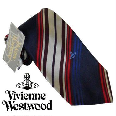 Vivienne Westwood ヴィヴィアンウエストウッド ネクタイ 新柄  (394)