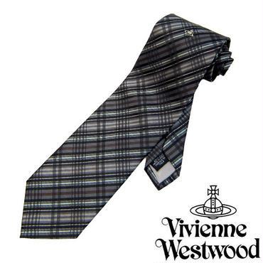Vivienne Westwood ヴィヴィアンウエストウッド ネクタイ 新柄 (534)