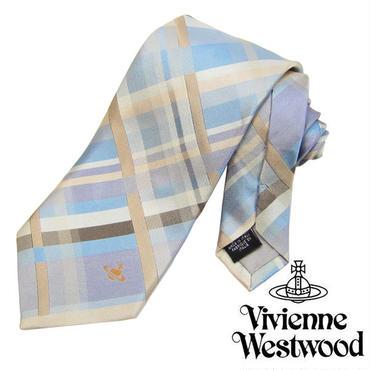 Vivienne Westwood ヴィヴィアンウエストウッド ネクタイ新柄 (571)