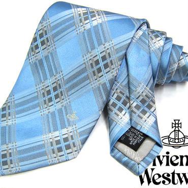 Vivienne Westwood ヴィヴィアンウエストウッド ネクタイ 新柄  (423)