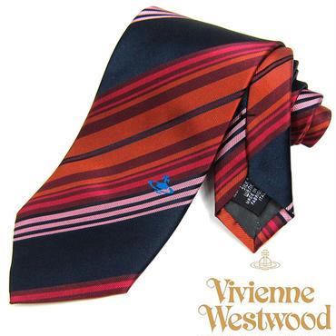 Vivienne Westwood ヴィヴィアンウエストウッド ネクタイ 新柄 (493)